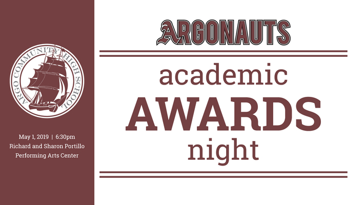Argo Academic Awards Night