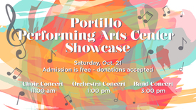Thumbnail for entry The 2017 Portillo PAC Showcase - Band