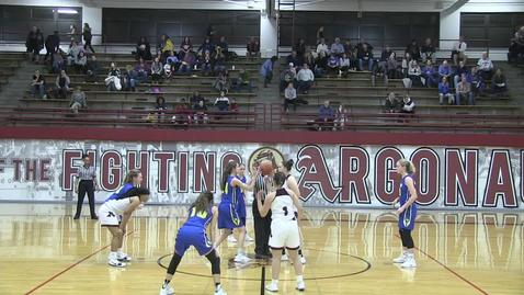 Argo Basketball Playoffs: Girls Varsity v. Lyons Township