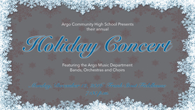 Thumbnail for entry ACHS Annual Holiday Concert 2016