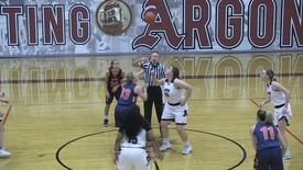 Thumbnail for entry Argo Basketball: Girls Varsity vs. Stagg, November 8th