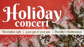 Thumbnail for entry Holiday Collage Concert