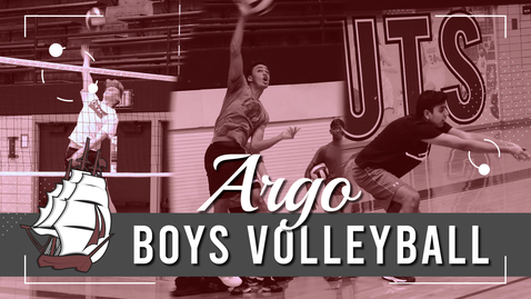 Thumbnail for entry 5/27: Boys Varsity Volleyball vs Stagg