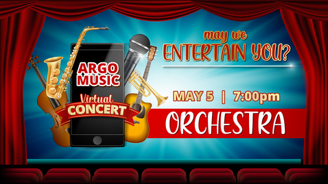 Thumbnail for entry Virtual Orchestra Concert