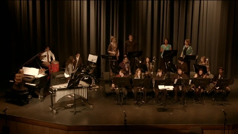 Thumbnail for entry ACHS Presents - An Evening of Jazz 2015