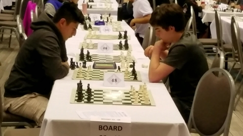 Thumbnail for entry Argo Chess at Nationals