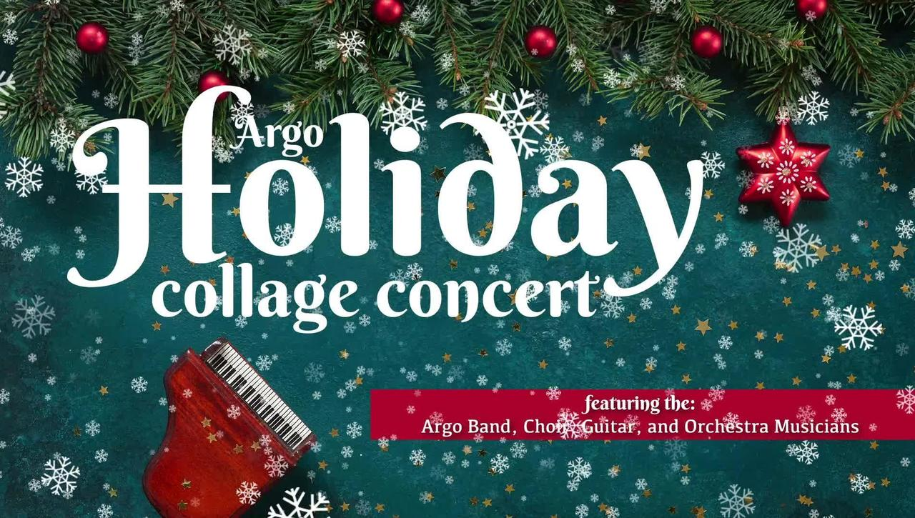 Holiday Collage Concert '20
