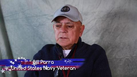 Honoring All Who Served: Bill Parra