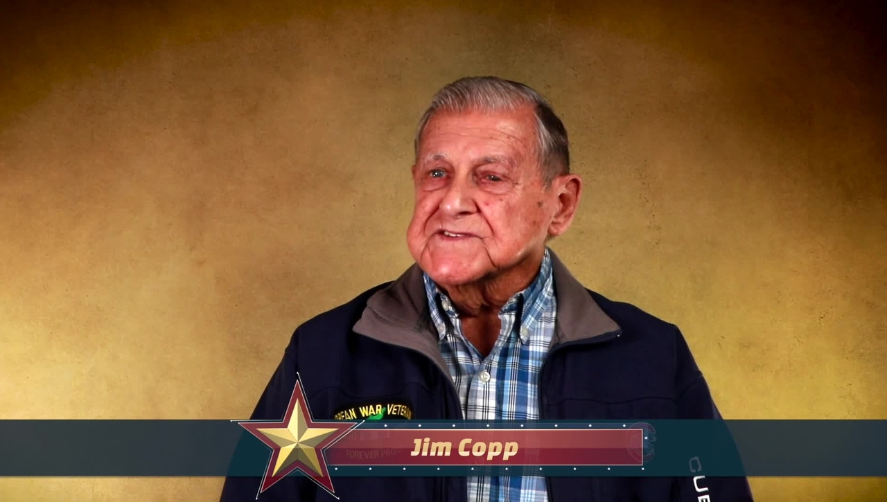 Honoring All Who Served: Jim Copp