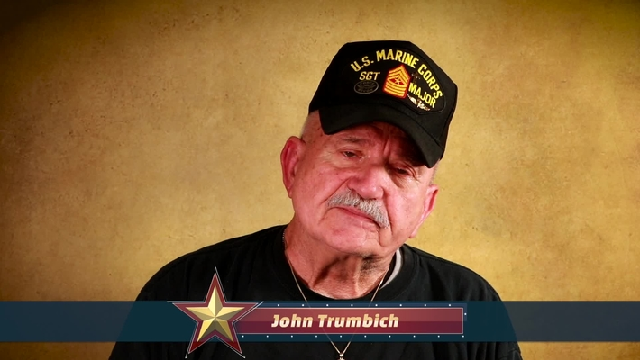 Honoring All Who Served: John Trumbich