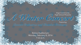 Thumbnail for entry ACHS Winter Orchestra Concert 2016