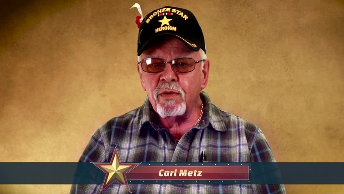 Honoring All Who Served: Carl Metz