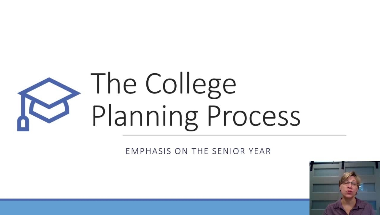 College Planning Fall 2020