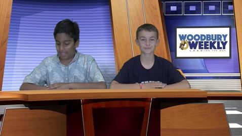 Woodbury Weekly 9/08/16