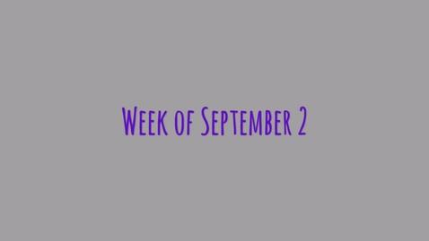 Portola High School: Week two!