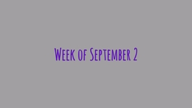 Portola High School: Week two!
