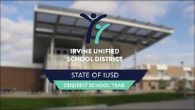 Thumbnail for entry State of IUSD 2016/2017 School Year