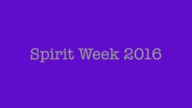 Thumbnail for entry PHS Sprit week