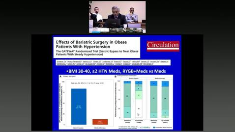 Thumbnail for entry Groundbreaking Bariatric Surgery Studies of 2017