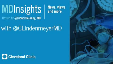 Thumbnail for entry MD Insights: Dr. Christina Lindenmeyer