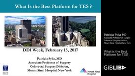 Thumbnail for entry Best Platform for TES