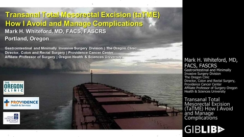 Thumbnail for entry How to Avoid and Manage Complications