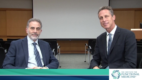 Thumbnail for entry Interview with Robert Hedaya, MD