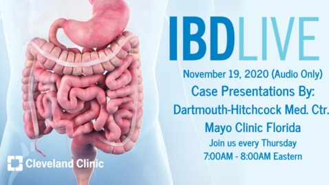 Thumbnail for entry IBD Live - November 19, 2020 (Audio Only)