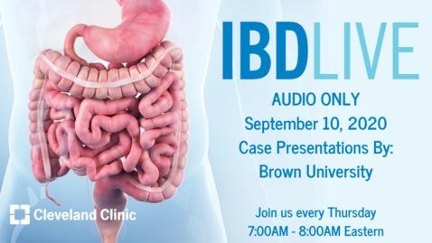 Thumbnail for entry IBD Live - September 10, 2020 (Audio Only)
