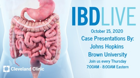 Thumbnail for entry IBD Live - October 15, 2020