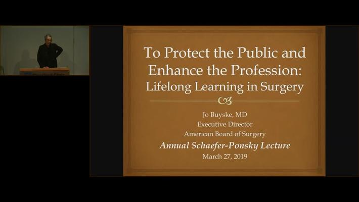 To Protect the Public and Enhancing the Profession