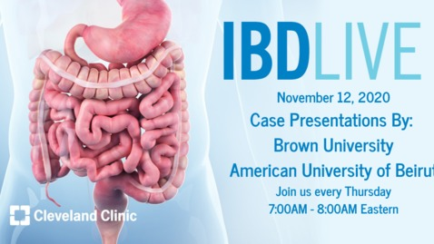 Thumbnail for entry IBD Live - November 12, 2020
