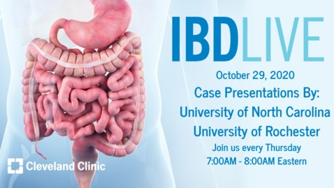 Thumbnail for entry IBD Live - October 29, 2020