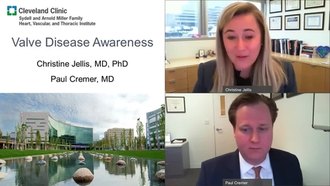 Thumbnail for entry Valve Disease Awareness: Clinical Update