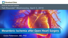Thumbnail for entry Mesenteric Ischemia after Open Heart Surgery