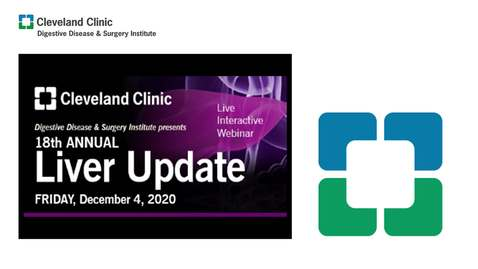 Thumbnail for entry 18th Annual Liver Update - December 4, 2020