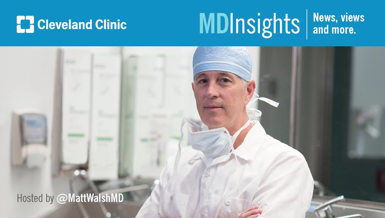 MD Insights: Dr. Anthony DeRoss and Dr. Jeremy Lipman