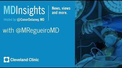 Thumbnail for entry MD Insights: Dr. Miguel Regueiro