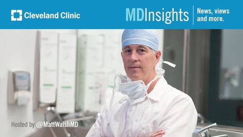 Thumbnail for entry MD Insights: Dr. Ali Mallat