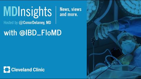 Thumbnail for entry MD Insights: Dr. Florian Rieder