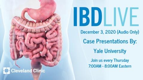 Thumbnail for entry IBD Live - December 3, 2020 (Audio Only)