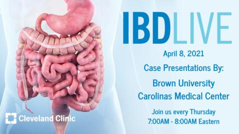 Thumbnail for entry IBD Live - April 8, 2021