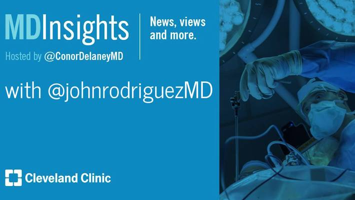 MD Insights: Dr. John Rodriguez