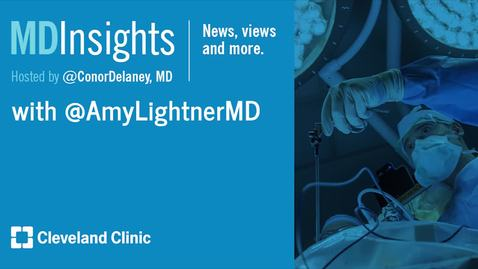 Thumbnail for entry MD Insights: Dr. Amy Lightner