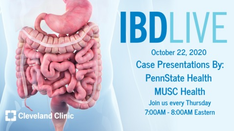 Thumbnail for entry IBD Live - October 22, 2020