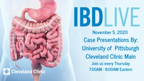 Thumbnail for entry IBD Live - November 5, 2020