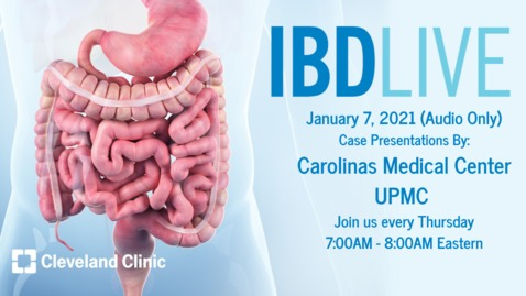 Thumbnail for entry IBD Live - January 7, 2021 (Audio Broadcast Only)