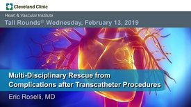 Thumbnail for entry Rescue from Complications after Endovascular and Transcatheter Procedures