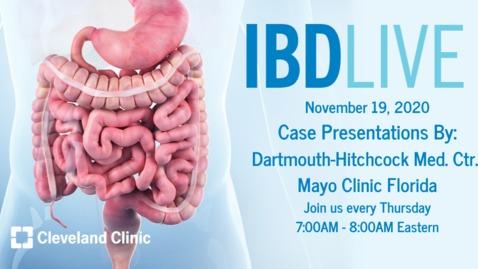 Thumbnail for entry IBD Live - November 19, 2020
