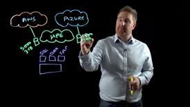 Thumbnail for entry Lightboard Video Presentation (Hewlett Packard)